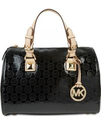 Michael Kors - Grayson Monogrammed Tote - Lyst