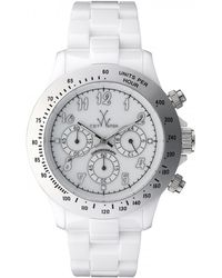 Toy Watch - Chrono Flash Tb04 Resin Watch - Lyst