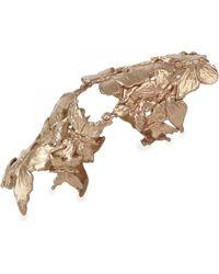 Bernard Delettrez - Articulated Butterfly Ring - Lyst