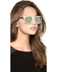 Sheriff & Cherry - G12 Luxe Sunglasses - Lyst