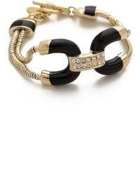 Adia Kibur - Linked Bracelet - Lyst