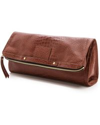 Twelfth Street Cynthia Vincent - Bankers Oversized Clutch - Lyst