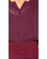 Antik Batik Frawley Drop Waist Dress - Lyst