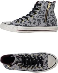 Converse Hightops - Lyst
