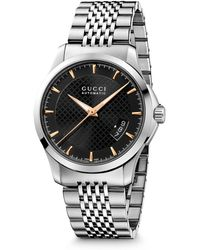 Gucci Gtimeless Stainless Steel Automatic Watch - Lyst