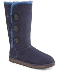 Ugg Bailey Button Triplet Boots - Lyst