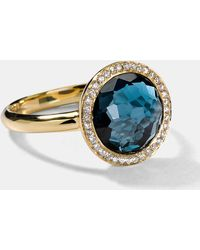 Ippolita Rock Candy Lollitini 18k Gold Ring yellow - Lyst