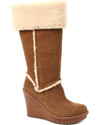 Ugg Aubrie Knee high Boots - Lyst