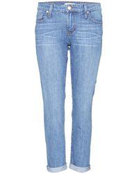 A'n'd - Carter Boyfriend Jeans - Lyst
