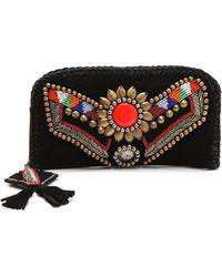 Antik Batik - Kiro Travel Wallet - Lyst