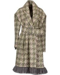 John Galliano G Coat - Lyst