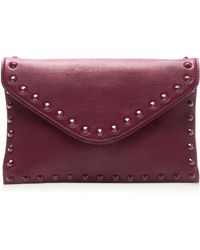 J.Crew - Studded Invitation Clutch - Lyst