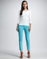 Not Your Daughter's Jeans - Alisha 78 Skinny Ankle Pants - Lyst