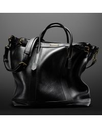Coach Billy Reid Hero Tote in Pebbled Leather - Lyst
