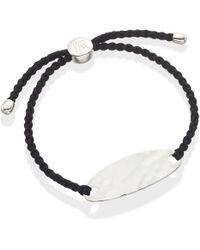 Monica Vinader Bali Friendship Bracelet - Lyst