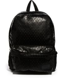 Vans Deana Black Heart Backpack - Lyst