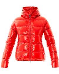 Duvetica - Thiacinque Quilted Jacket - Lyst