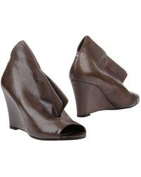 Maison Margiela Ankle Boots - Lyst