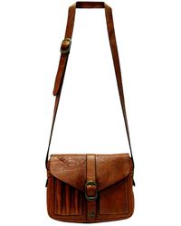 Patricia Nash - Praga Flap Crossbody Bag - Lyst