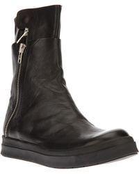 Cinzia Araia Double Layer Boot - Lyst