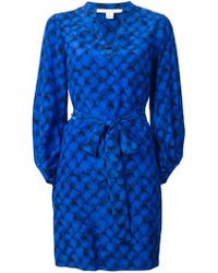 Diane von Furstenberg Shirt Dress - Lyst