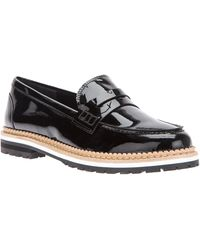 Maloles - Patent Loafer - Lyst