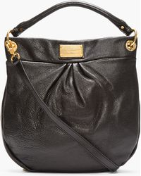 Marc By Marc Jacobs Black Classic Q Hillier Hobo - Lyst