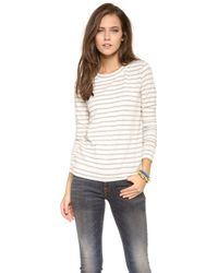 The Lady & The Sailor Classic Crew Sweatshirt - Lyst
