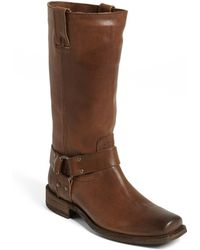 Frye Smith Harness Tall Boot - Lyst