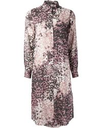 Hysteric Glamour - Camouflage Dress - Lyst