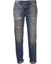 Levi's 505 Customized Jean - Lyst