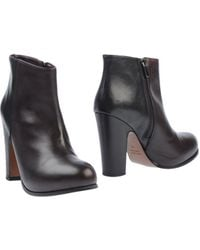 Fabio Rusconi Ankle Boots - Lyst