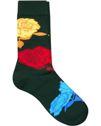French Connection - Happy Socks Rose Socks - Lyst