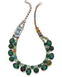 Tom Binns - Crystal Necklace - Lyst