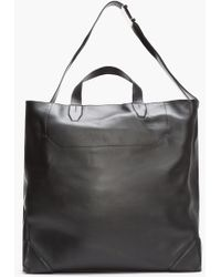 Alexander Wang - Black Leather Wallie Tote - Lyst