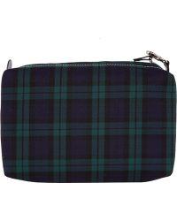 Calabrese Bags - Green Gajola Tartan Wash Bag - Lyst