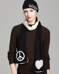 Jonathan Adler - Peace Love Beanie Muffler Set - Lyst