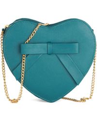 ModCloth Look Into Your Heart Bag - Lyst