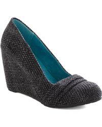 ModCloth | Right and Deft Wedge | Lyst