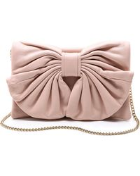 RED Valentino Small Bow Shoulder Bag - Lyst