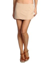 Tomas Maier Beige Coverup - Lyst