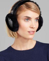 UGG - Alloway Glitter Earmuffs - Lyst