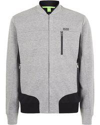 Hugo Boss Soenke Jersey Jacket - Lyst