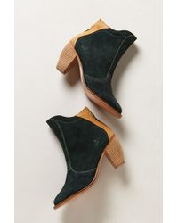 J SHOES - Ranch Booties - Lyst