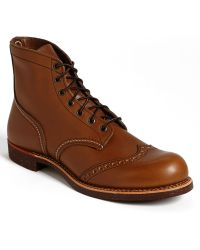 Red Wing 'Brogue Ranger' Wingtip Boot - Lyst