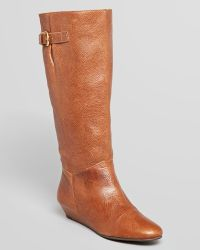 Steven by Steve Madden Tall Wedge Boots - Intyce - Lyst