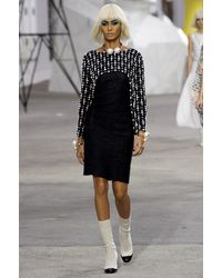 Chanel Spring 2014 Runway Look 79 - Lyst