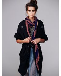 Free People Lightweight Jersey Scarf - Lyst