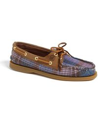 Sperry Top-Sider Authentic Original Leather Boat Shoe - Lyst