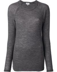 Gudrun & Gudrun - Crew Neck Sweater - Lyst